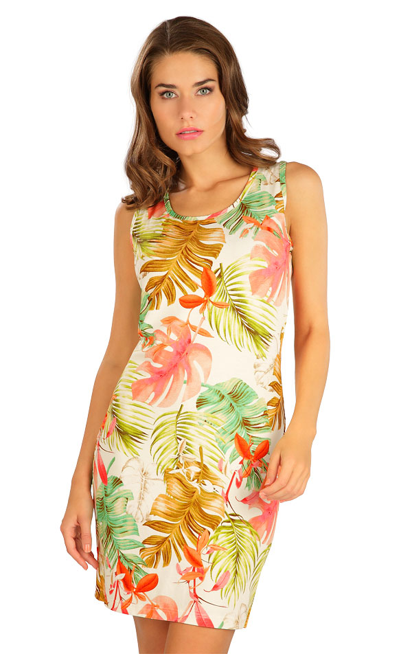 Šaty dámské bez rukávu. 5B043   Šaty, sukně, tuniky LITEX