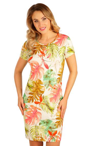Šaty, sukně, tuniky > Šaty dámské s krátkým rukávem. 5B044