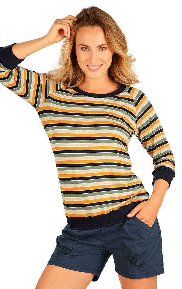 Tričko dámské s 3/4 rukávem. 5B055 | Tílka, trička, halenky LITEX