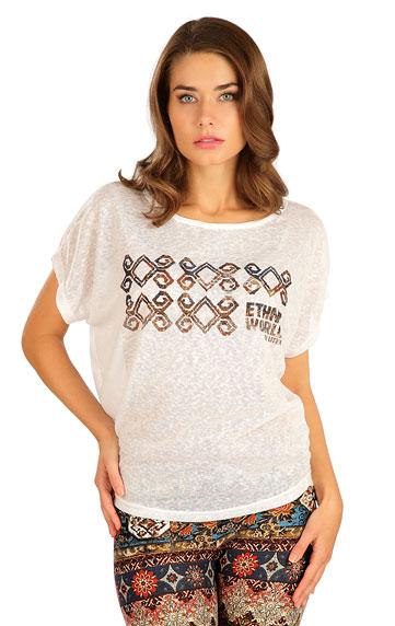 Tílka, trička, halenky > Tričko dámské s krátkým rukávem. 5B057