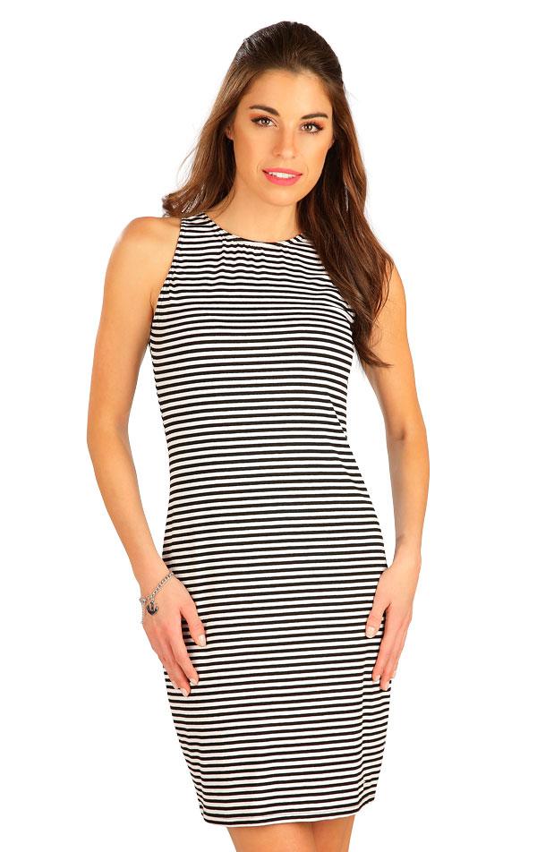 Šaty dámské bez rukávu. 5B075 | Šaty, sukně, tuniky LITEX