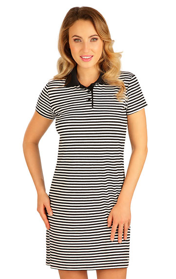 Šaty, sukně, tuniky > Šaty dámské s krátkým rukávem. 5B076