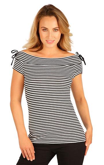 Tílka, trička, halenky > Tričko dámské s krátkým rukávem. 5B078