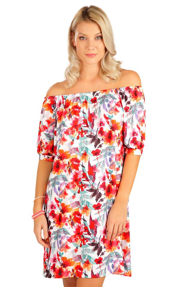 Šaty dámské s krátkým rukávem. 5B083 | Šaty, sukně, tuniky LITEX
