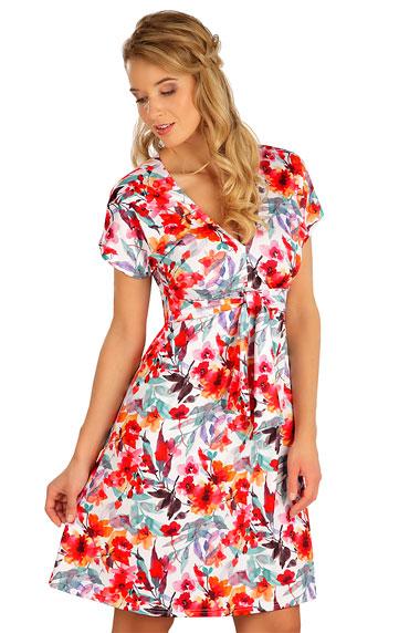 Šaty, sukně, tuniky > Šaty dámské s krátkým rukávem. 5B087