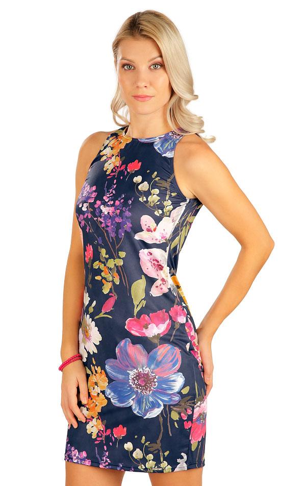 Šaty dámské bez rukávu. 5B090 | Šaty, sukně, tuniky LITEX