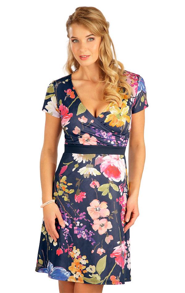 Šaty dámské s krátkým rukávem. 5B091 | Šaty, sukně, tuniky LITEX
