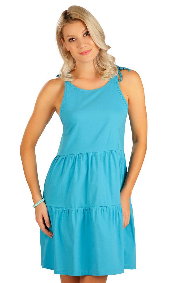 Šaty dámské na ramínka. 5B102   Šaty, sukně, tuniky LITEX