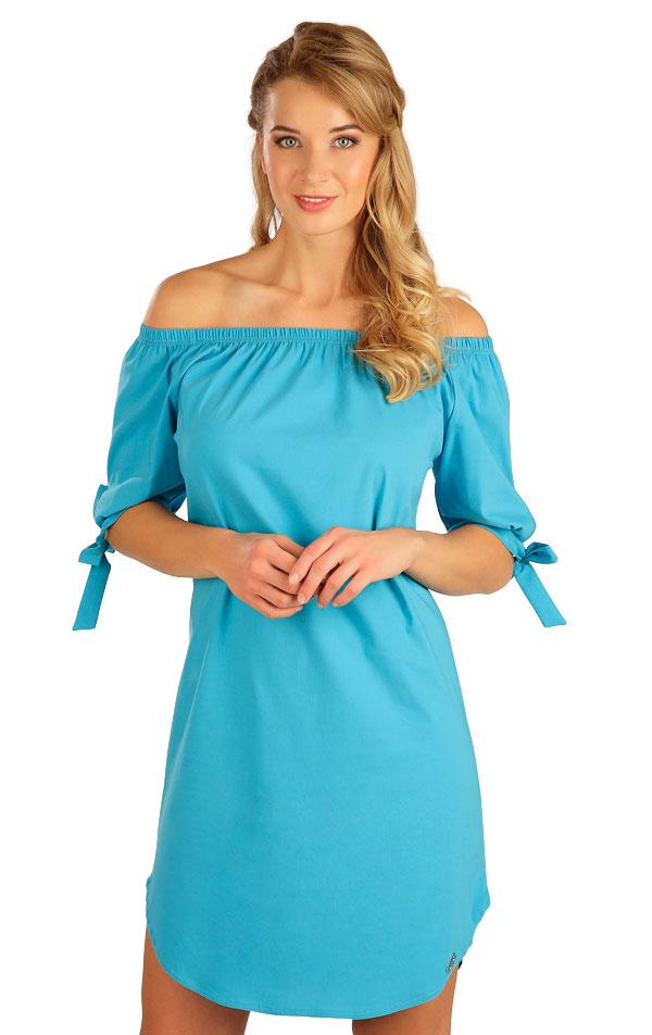 Šaty dámské s krátkým rukávem. 5B103 | Šaty, sukně, tuniky LITEX