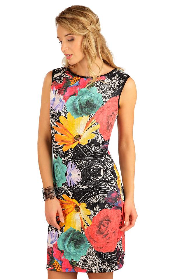 Šaty dámské bez rukávu. 5B105 | Šaty, sukně, tuniky LITEX