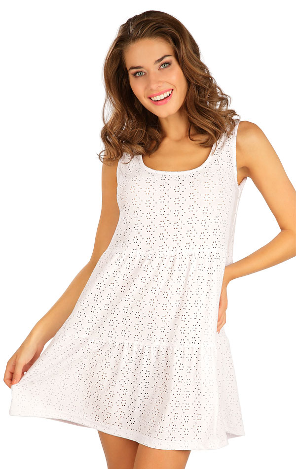 Šaty dámské bez rukávu. 5B107 | Šaty, sukně, tuniky LITEX