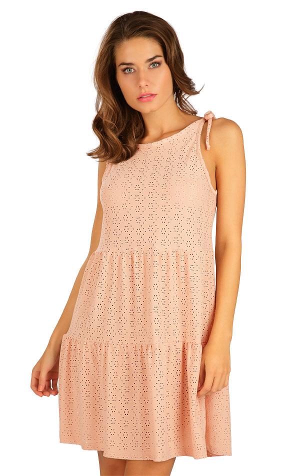 Šaty dámské na ramínka. 5B111 | Šaty, sukně, tuniky LITEX