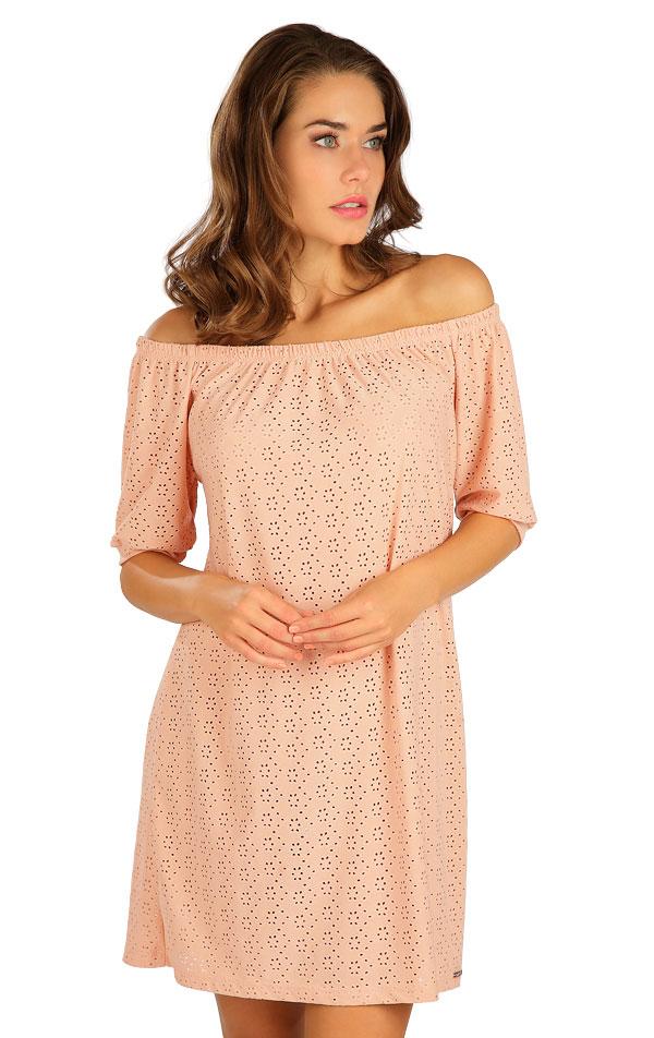 Šaty dámské s krátkým rukávem. 5B112 | Šaty, sukně, tuniky LITEX