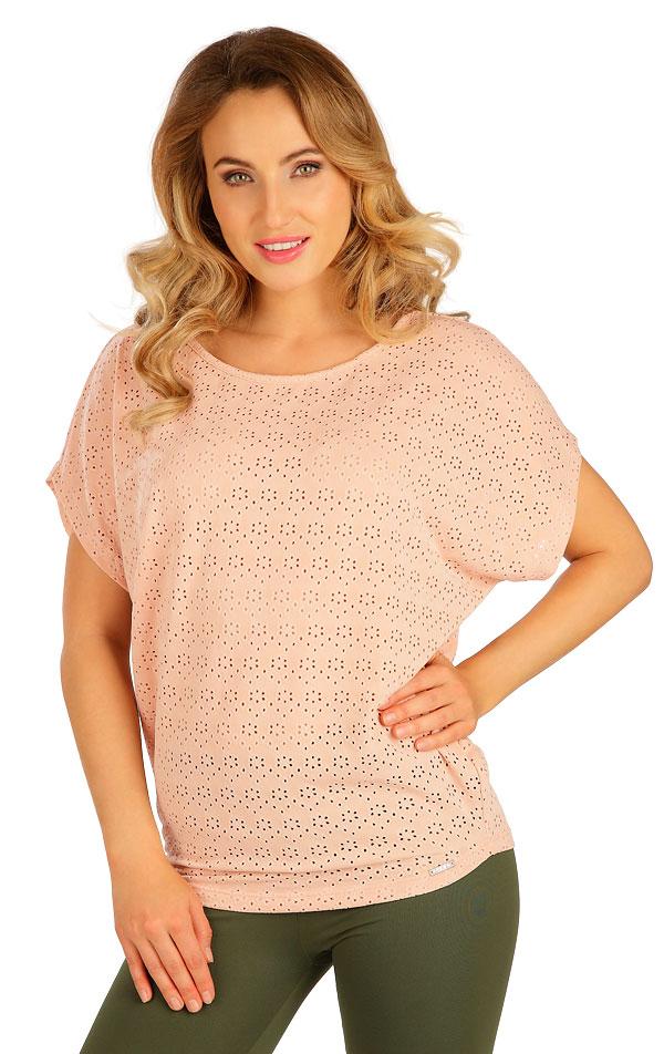 Tričko dámské s krátkým rukávem. 5B113 | Tílka, trička, halenky LITEX