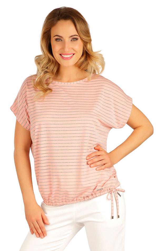 Tričko dámské s krátkým rukávem. 5B124 | Tílka, trička, halenky LITEX
