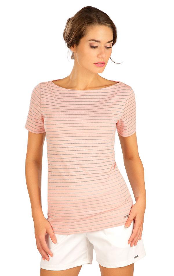 Tričko dámské s krátkým rukávem. 5B125 | Tílka, trička, halenky LITEX