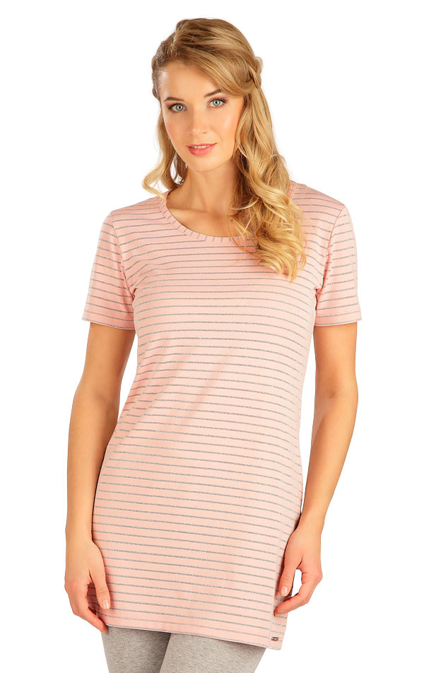 Tričko dámské s krátkým rukávem. 5B127 | Tílka, trička, halenky LITEX