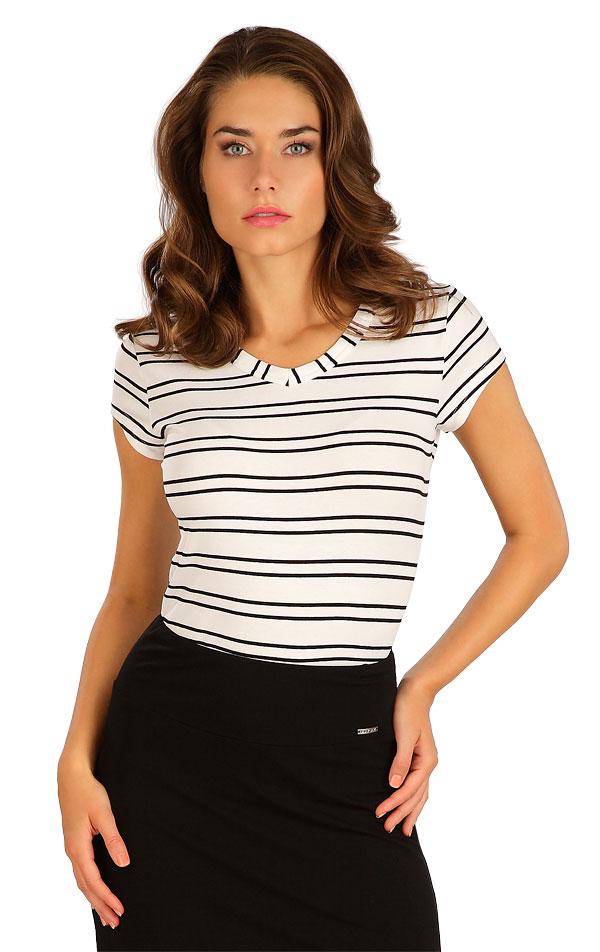 Tričko dámské s krátkým rukávem. 5B130   Tílka, trička, halenky LITEX