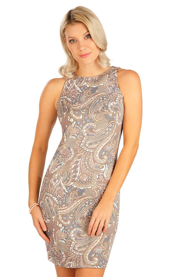 Šaty dámské bez rukávu. 5B135 | Šaty, sukně, tuniky LITEX