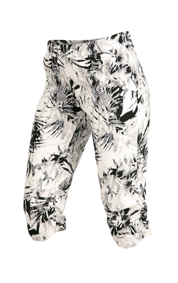 Kalhoty dámské v 3/4 délce. 5B150 | Legíny, kalhoty, kraťasy LITEX