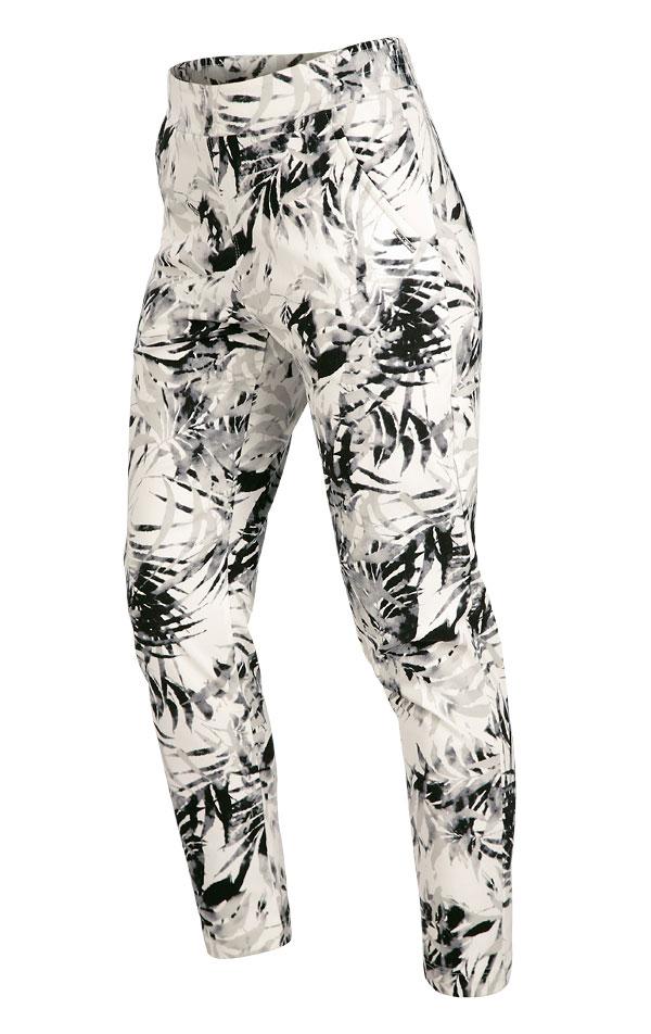 Kalhoty dámské do pasu. 5B151   Legíny, kalhoty, kraťasy LITEX