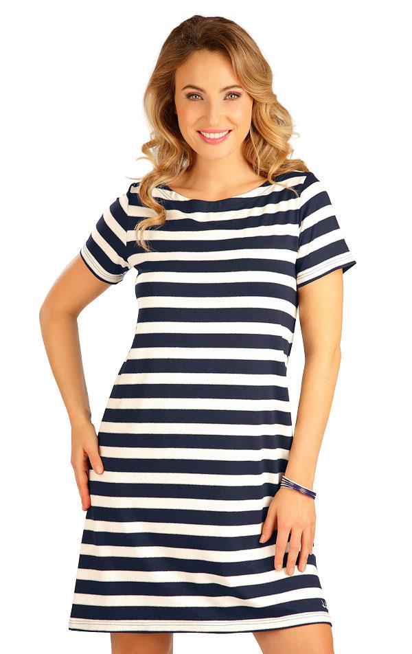 Šaty dámské s krátkým rukávem. 5B175 | Šaty, sukně, tuniky LITEX