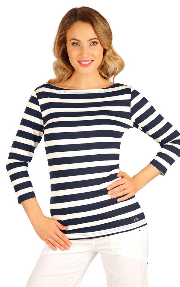 Tričko dámské s 3/4 rukávem. 5B179 | Tílka, trička, halenky LITEX