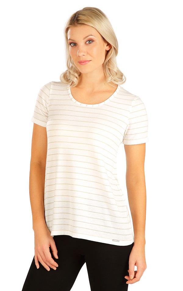 Tričko dámské s krátkým rukávem. 5B182   Tílka, trička, halenky LITEX