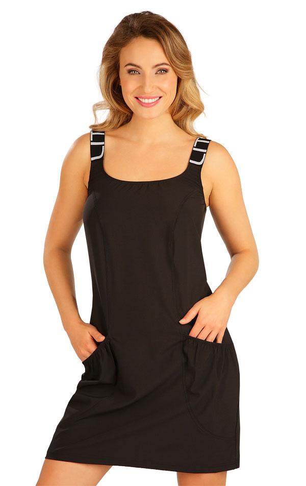 Šaty sportovní na ramínka. 5B188   Šaty, sukně, tuniky LITEX