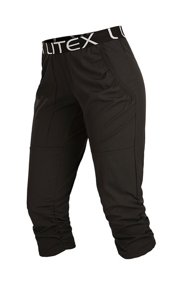 Sportovní kalhoty, tepláky, kraťasy > Kalhoty dámské v 3/4 délce. 5B190