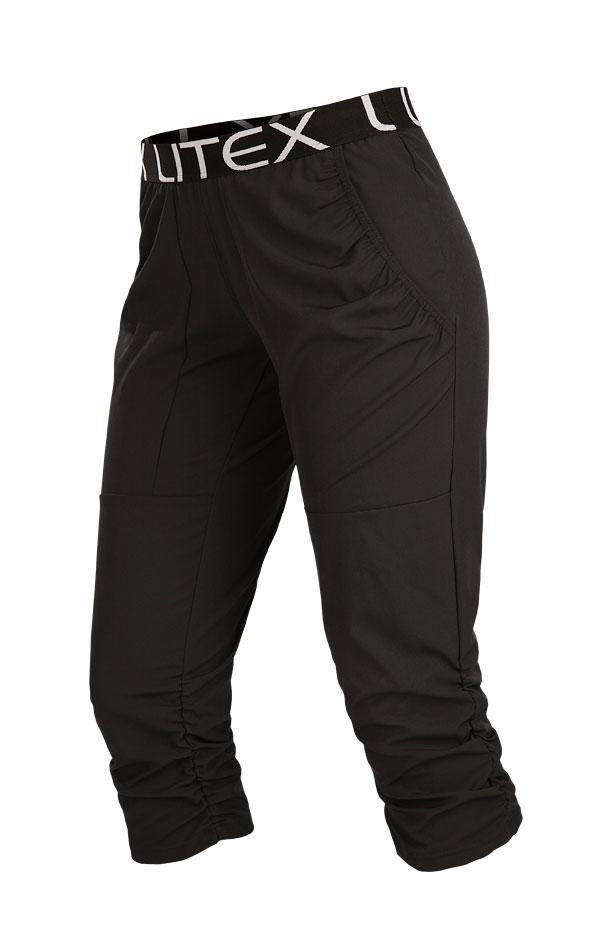 Kalhoty dámské v 3/4 délce. 5B190 | Sportovní kalhoty, tepláky, kraťasy LITEX
