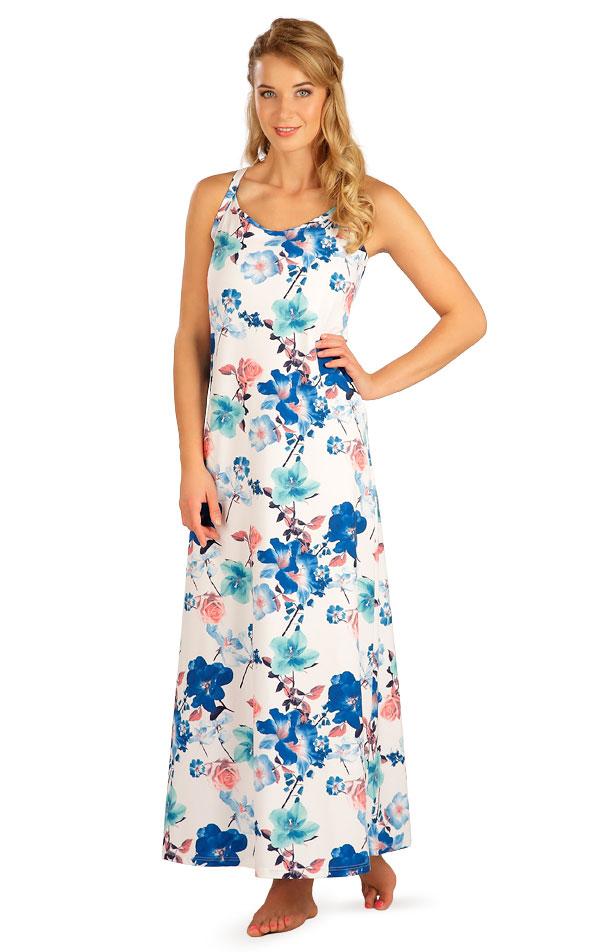 Šaty dámské dlouhé na ramínka. 5B192 | Šaty, sukně, tuniky LITEX