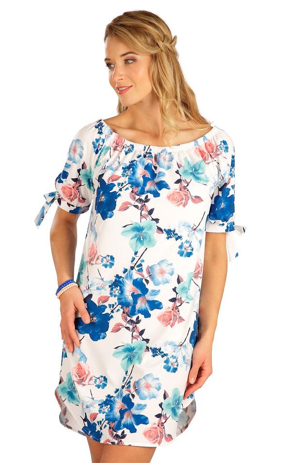 Šaty dámské s krátkým rukávem. 5B193 | Šaty, sukně, tuniky LITEX