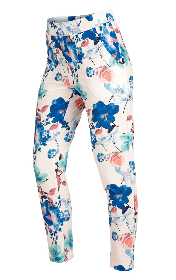 Kalhoty dámské do pasu. 5B197   Legíny, kalhoty, kraťasy LITEX