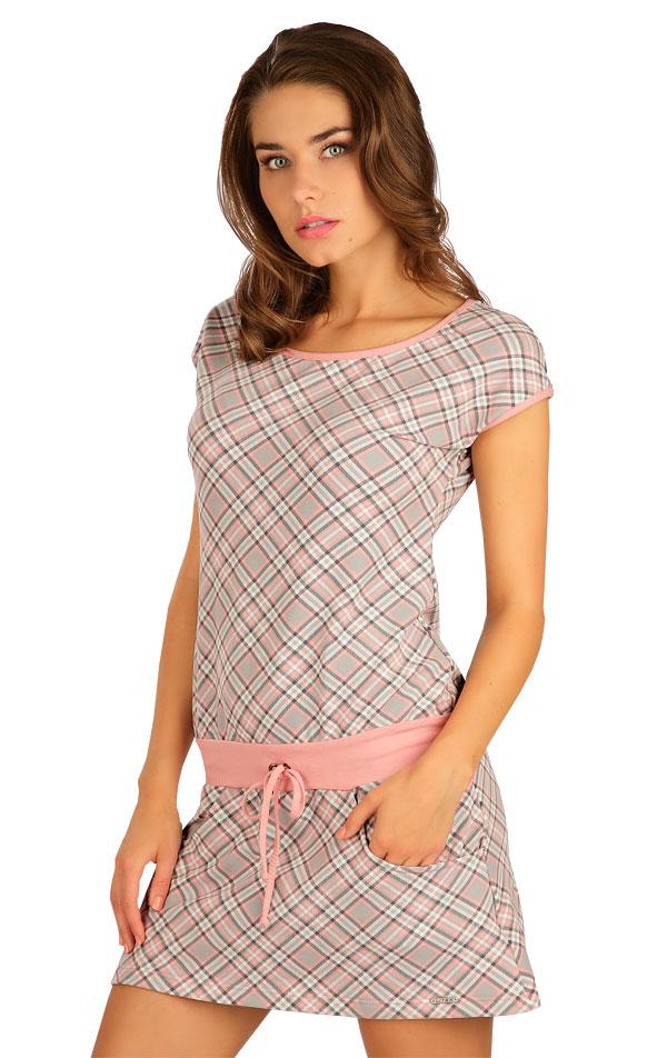 Šaty dámské se spadlým rukávem. 5B211 | Šaty, sukně, tuniky LITEX