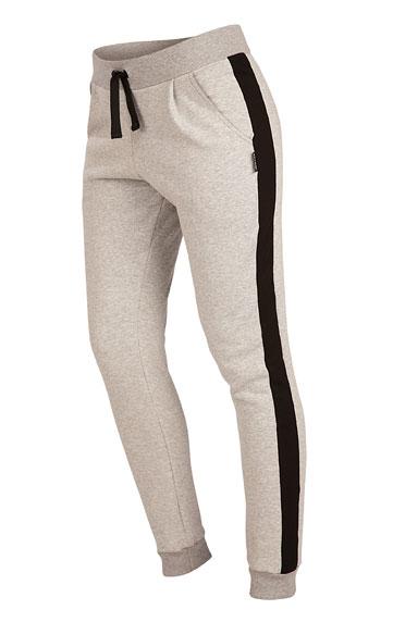 Kalhoty dámské dlouhé se sníženým sedem.
