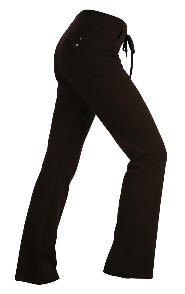 Tepláky dámské dlouhé do pasu. 5B245 | Sportovní kalhoty, tepláky, kraťasy LITEX