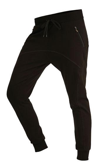 Sportovní kalhoty, tepláky, kraťasy > Tepláky dámské dlouhé s nízkým sedem. 5B246