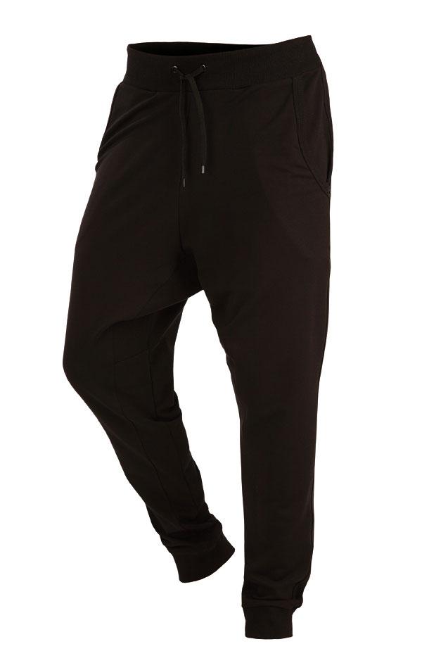 Tepláky pánské dlouhé s nízkým sedem. 5B247 | Kalhoty, tepláky, kraťasy LITEX