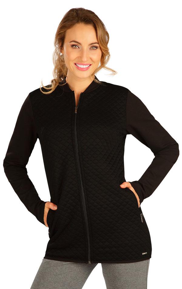Mikina dámská na zip. 5B250   Bundy, vesty, kabátky LITEX