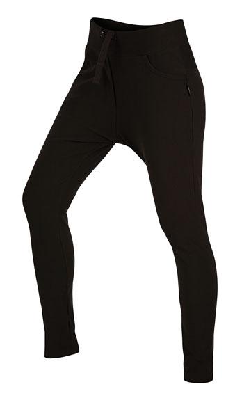 Sportovní kalhoty, tepláky, kraťasy > Tepláky dámské dlouhé s nízkým sedem. 5B252
