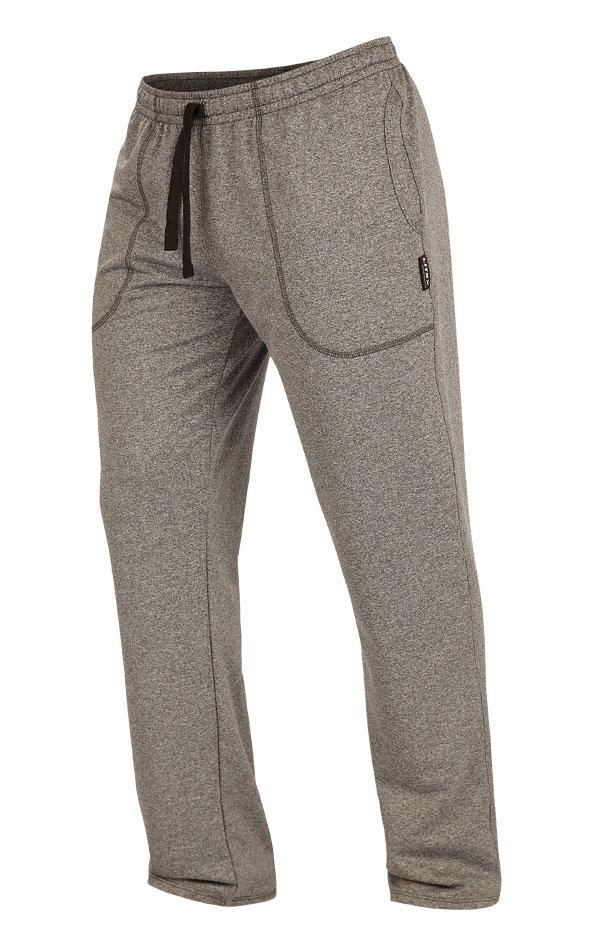 Tepláky pánské dlouhé. 5B257 | Kalhoty, tepláky, kraťasy LITEX