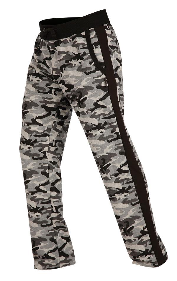Tepláky pánské dlouhé. 5B261 | Kalhoty, tepláky, kraťasy LITEX