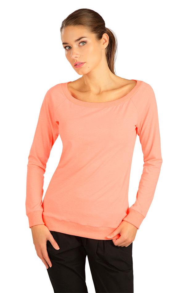 Tričko dámské s dlouhým rukávem. 5B290 | Tílka, trička, halenky LITEX