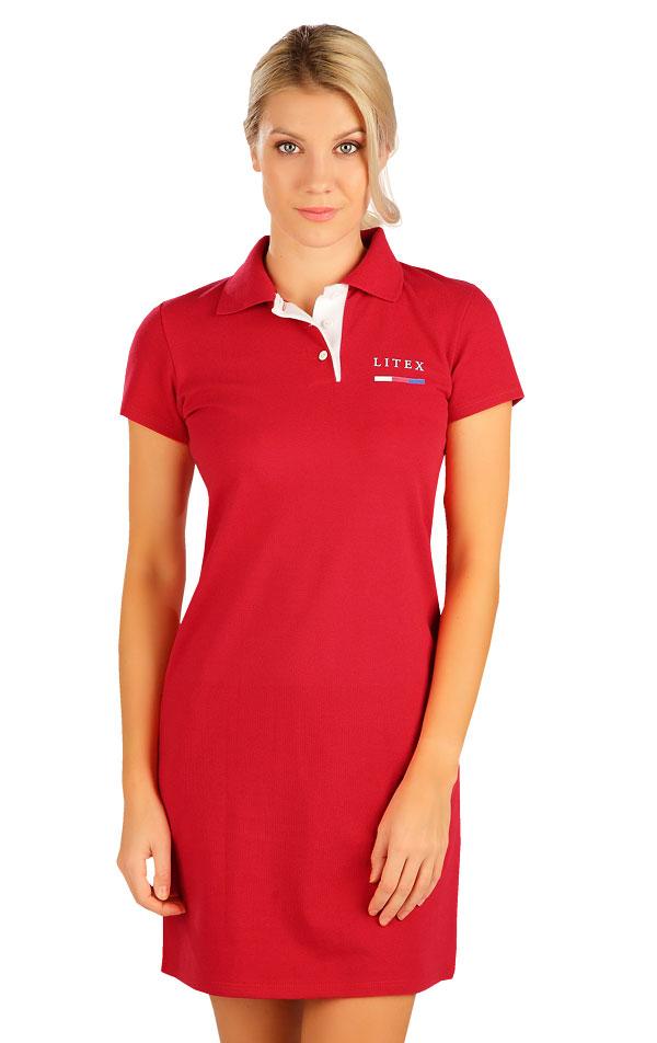 Šaty dámské s krátkým rukávem. 5B300 | Šaty, sukně, tuniky LITEX