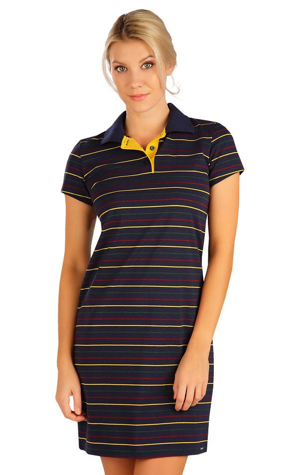 Šaty dámské s krátkým rukávem. 5B301 | Šaty, sukně, tuniky LITEX