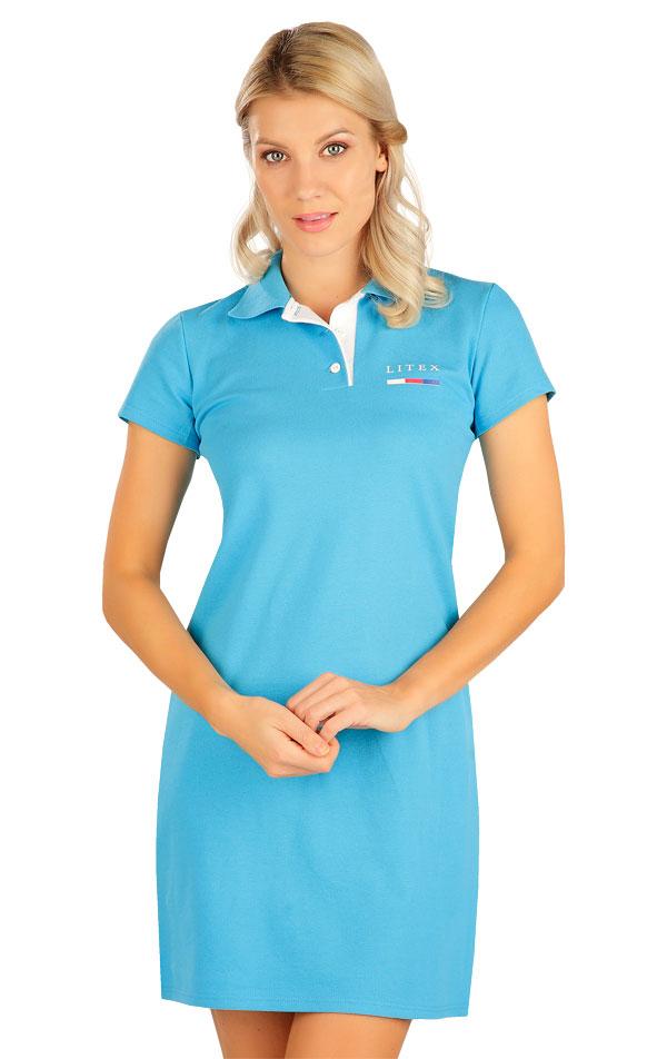 Šaty dámské s krátkým rukávem. 5B304 | Šaty, sukně, tuniky LITEX
