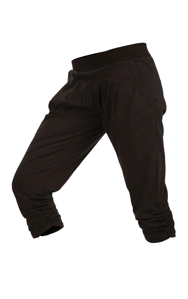 Kalhoty dámské bokové v 3/4 délce. 5B321 | Sportovní kalhoty, tepláky, kraťasy LITEX