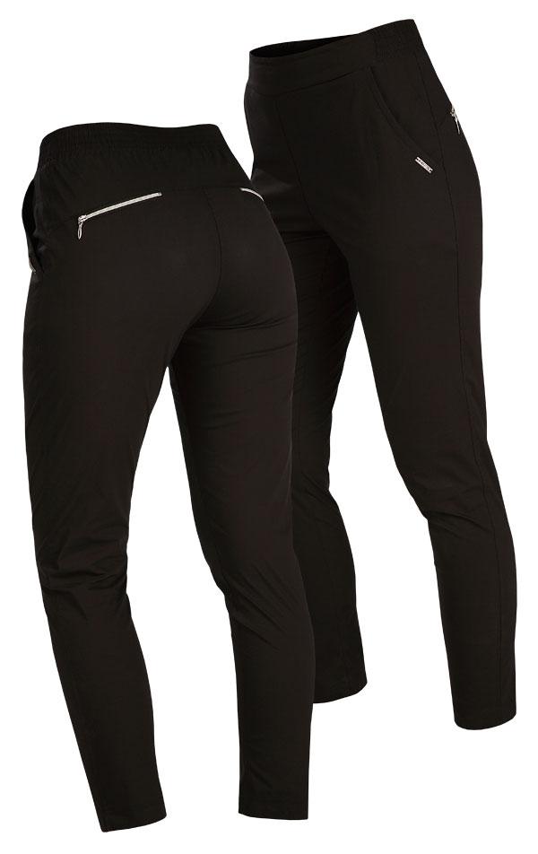 Kalhoty dámské dlouhé do pasu. 5B322   Legíny, kalhoty, kraťasy LITEX
