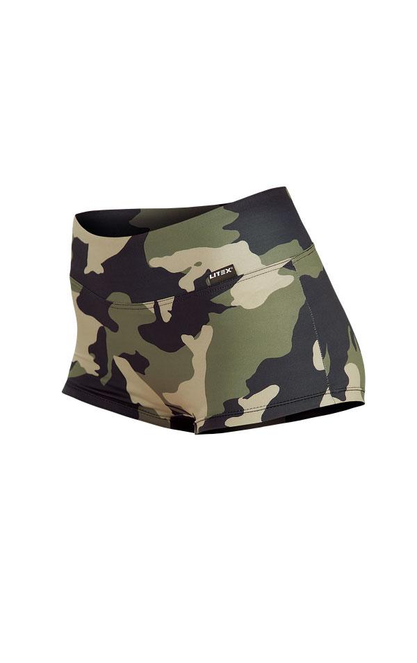 Funkční kraťasy dámské. 5B353 | Sportovní kalhoty, tepláky, kraťasy LITEX